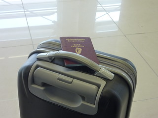Passport and Luggage | by Sean MacEntee