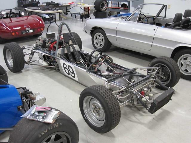 & 1972 Lotus 69 Formula Ford Vintage Race Car For Sale | Flickr markmcfarlin.com