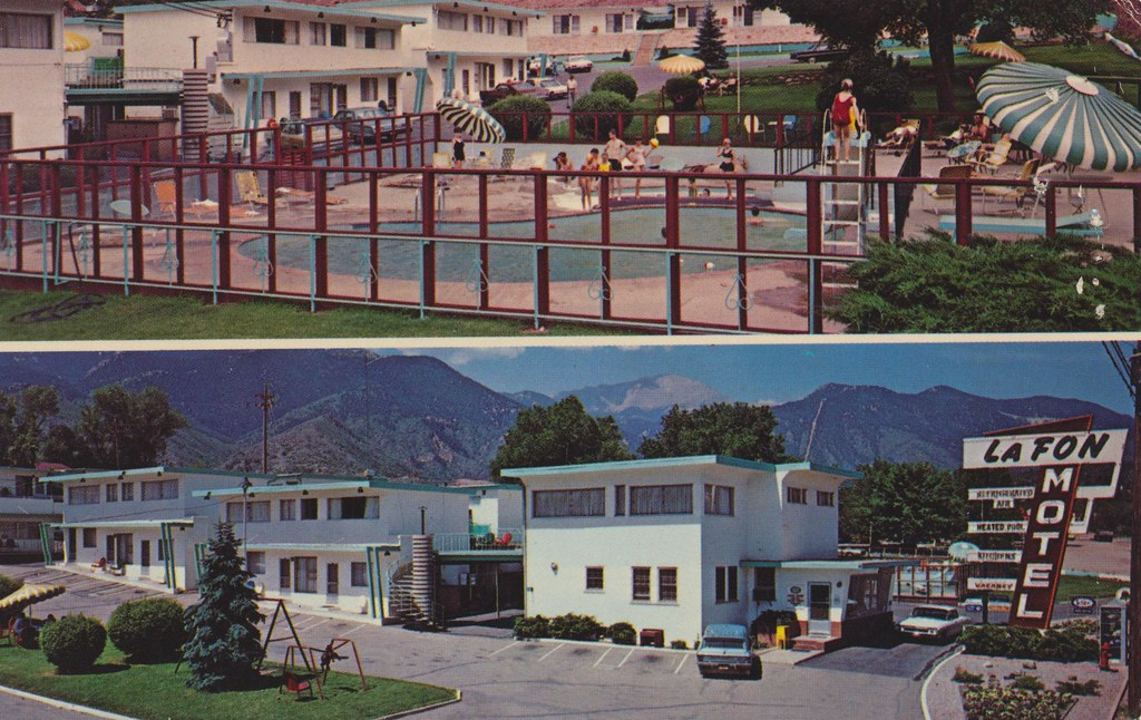 La Fon Motel - Manitou Springs, Colorado
