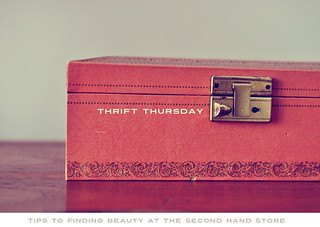 Lune's Thrift Thursday - Treasure Hunt | by Lune Vintage