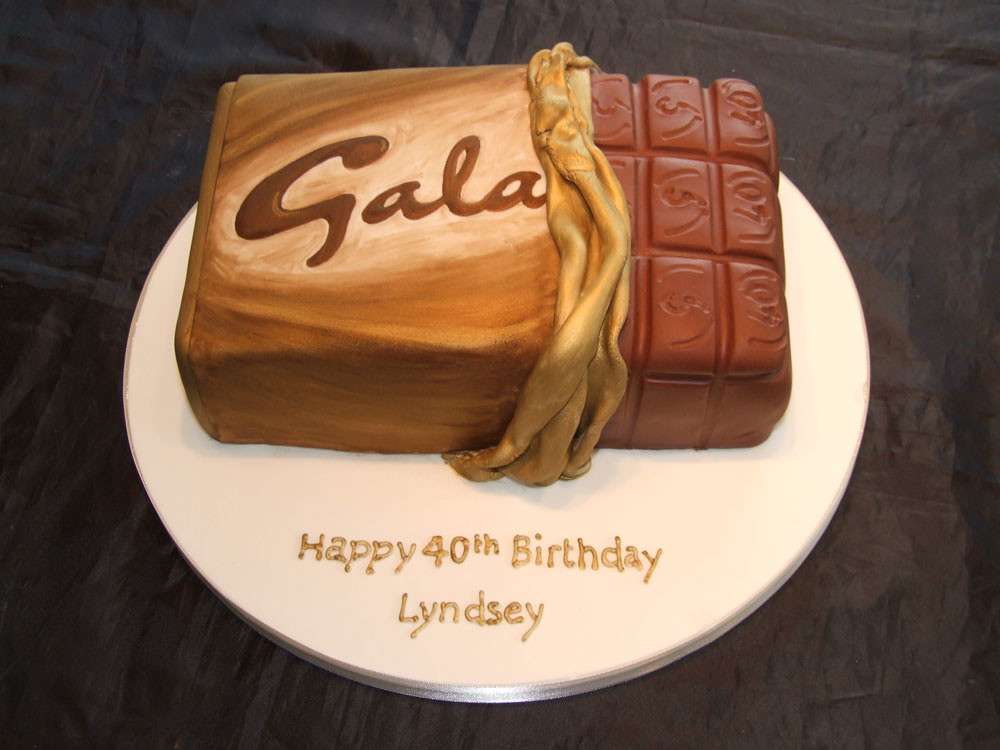 Galaxy Chocolate Bar Cake Galaxy Chocolate Bar By Cake Flickr