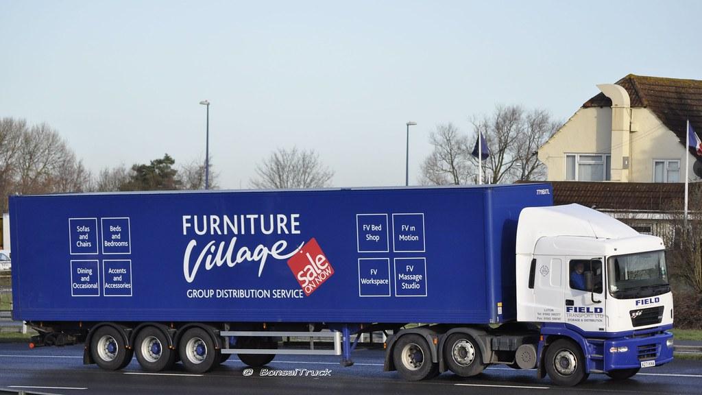 ... GB   Field Furniture Village ERF | By BonsaiTruck