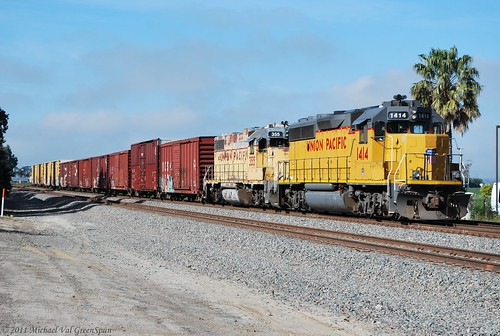 Union Pacific [ex-Southern Pacific] | by Michael V Greenspun