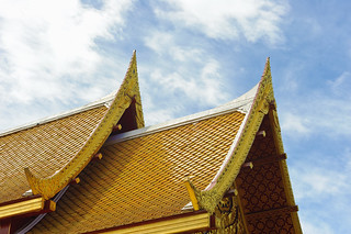 Olbrich Gardens - Thai Pavilion Roof | by NikonD3xuser1(Thanks for 1.8 million visits)