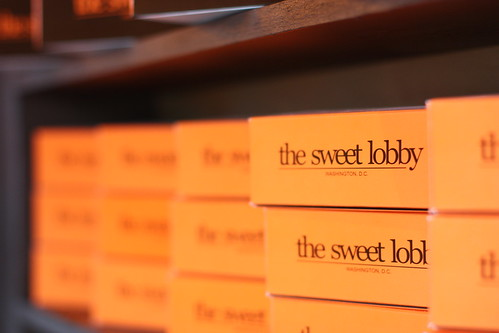 the sweet lobby boxes | by Madame Meow