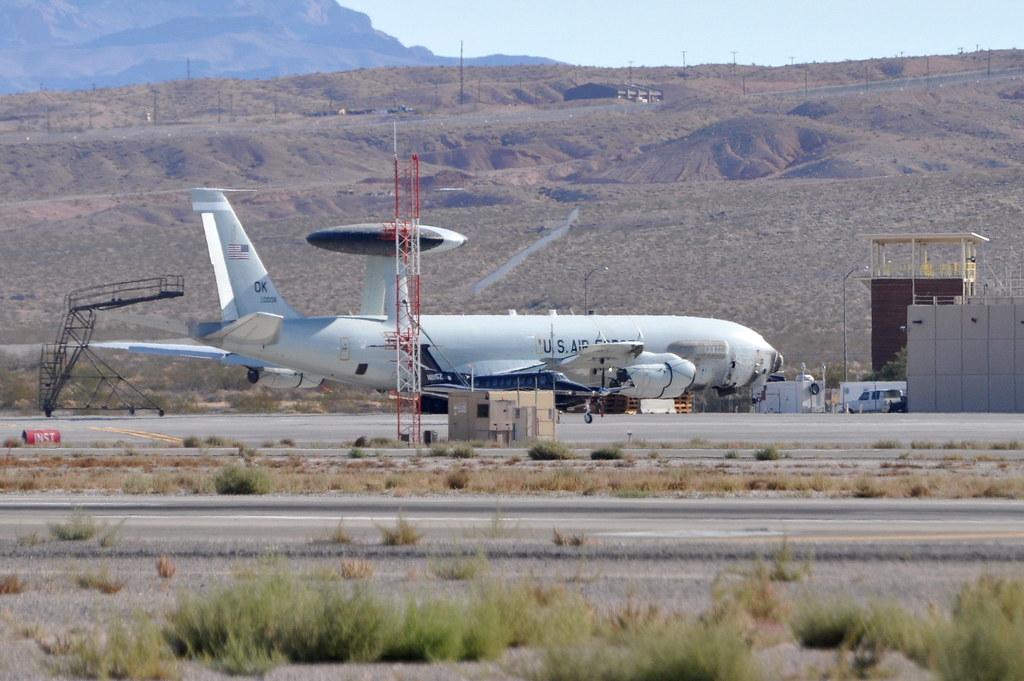 United States Air Force Boeing EC Sentry USAF Flickr - United states air force bases