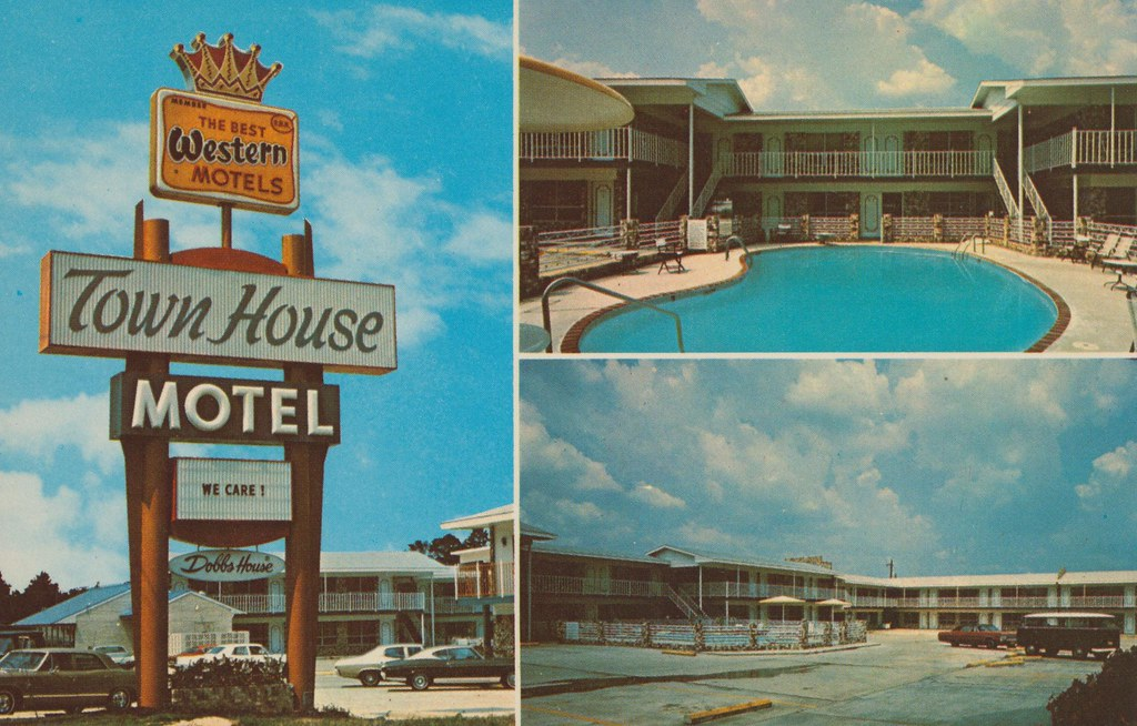 Town House Motel - Texarkana, Arkansas