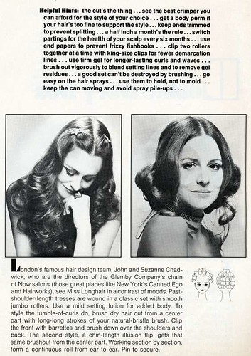 how to style the back of your hair fabulous longer hair form the 70s don t you think these 5226