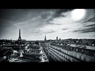 Les toits de Paris | by grafixen