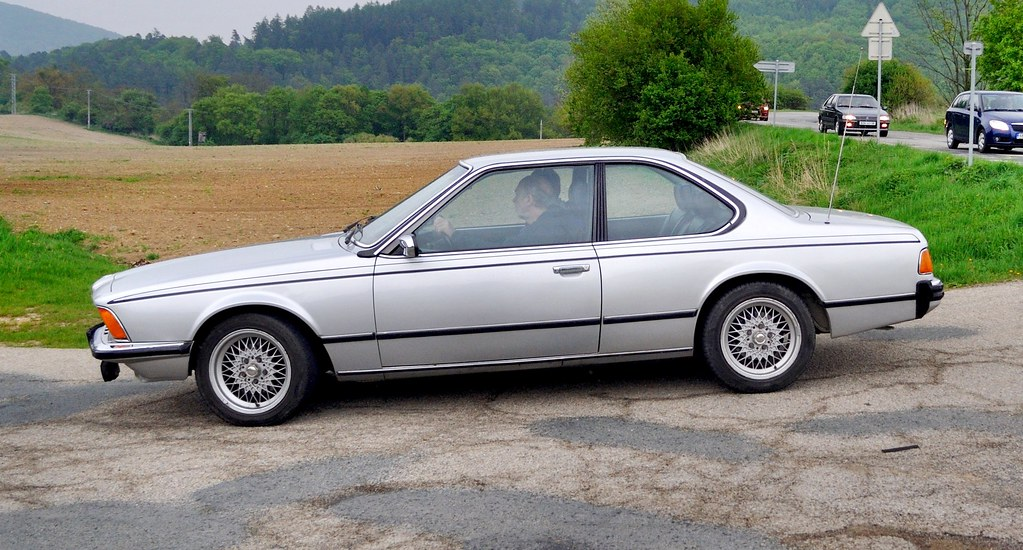 BMW 630CS (1976) | only 5766 cars built | Thomas T. | Flickr
