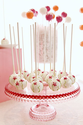 Cake Pop Display | by Sweet Lauren Cakes