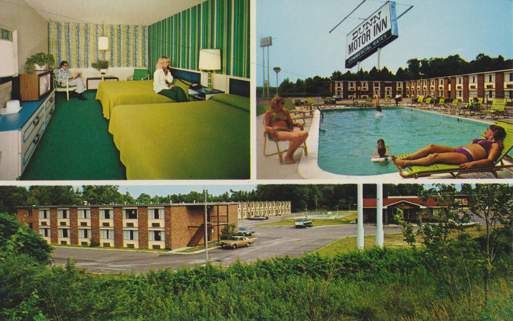 Dunn Motor Inn - Dunn, North Carolina