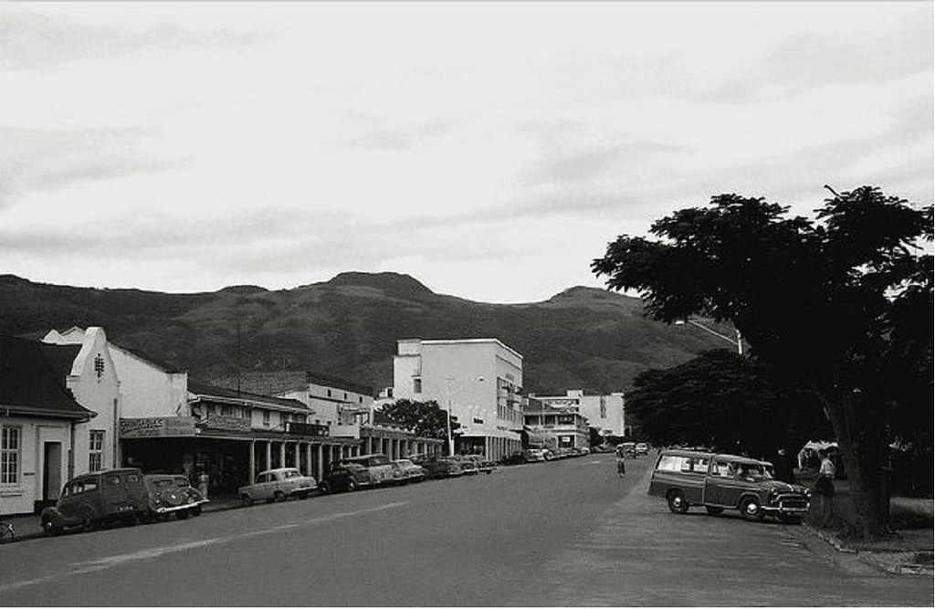 Umtali Rhodesia now Mutare Zimbabwe Main Street circ Flickr