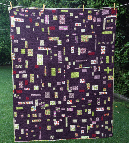 The Confetti Quilt | by chickenjulie