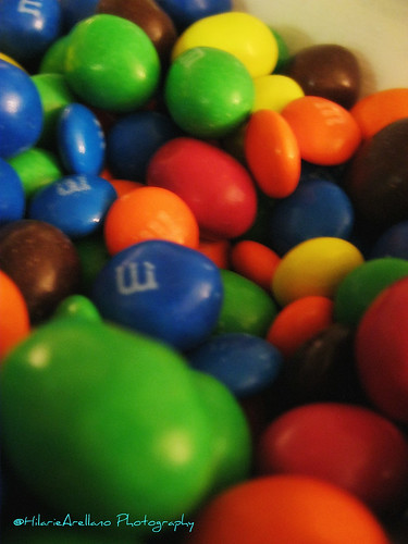 M&M's | by Hilarie Arellano