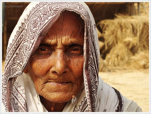 From Life To Life, A Villager Face... | by Prasun's Snaps