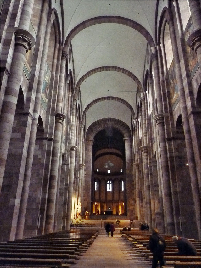 Speyer Cathedral 3 | Via Lucis Photography