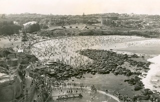Bronte Beach, Sydney | by State Archives and Records NSW