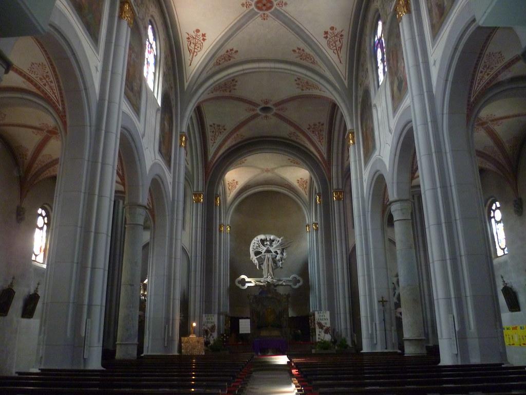 Pablo Und Paul telfs tyrol austria und paul chiesa parroch di flickr