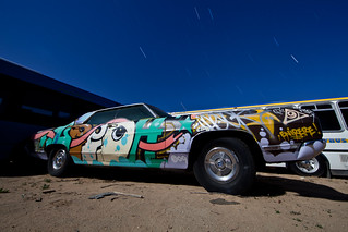 Graffiti Car | by Mazda6 (Tor)