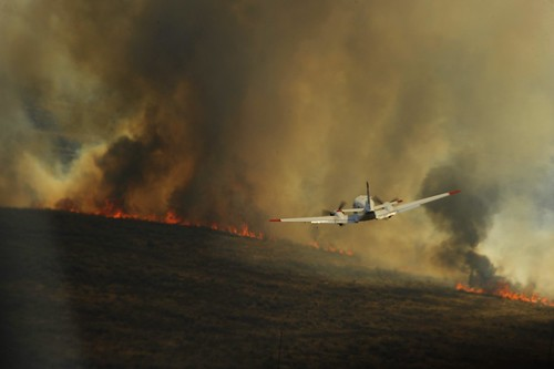Texas Wildfires [Image 6 of 9] | by DVIDSHUB
