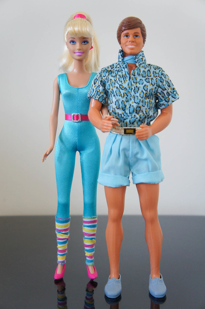 Barbie Ken From Toy Story 3 Great Shape Barbie 1983 An Flickr