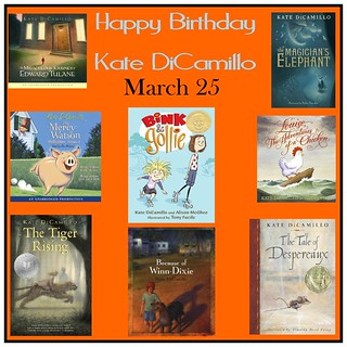 Happy Birthday Katie DiCamillo | by hcplebranch