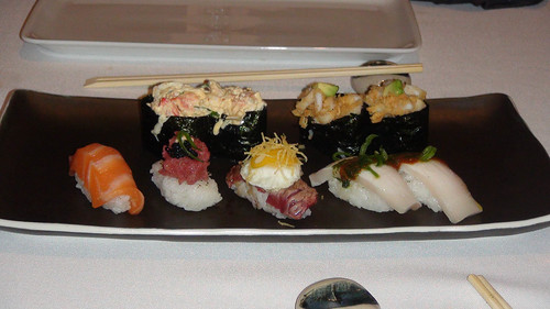 Restaurante nikkei 225 madrid variado de sushi pablo monteagudo flickr - Nikkei 225 restaurante ...