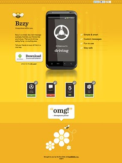 Bzzy App: It says buzz off for you | by luxuryluke