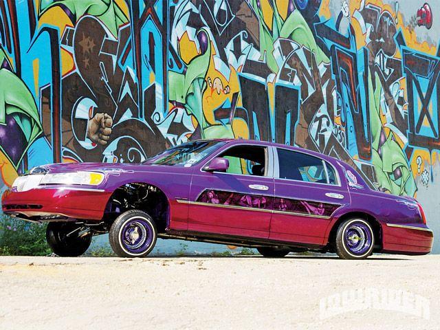 1998 Lincoln Town Car Purple Rain 1998 Lincoln Town Car Flickr