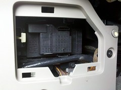 2009 ford escape interior fuse box dave flickr 2009 ford escape interior fuse box by serialcoder