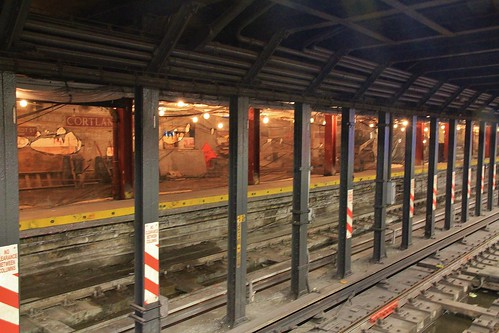 The Subway below World Trade Center Almost 10 Years Later... | by Maria_Globetrotter