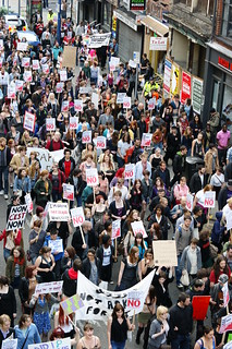Slutwalk Manchester | by Man Alive!