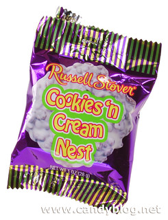 Russell Stover Cookies 'n Cream Nest | by cybele-