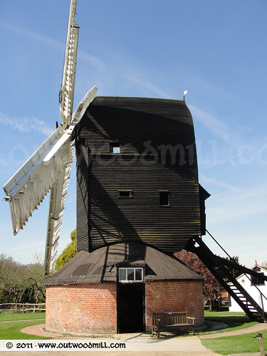 Outwood Mill | Outwood Post Mill | External View 31 | by Outwood Windmill