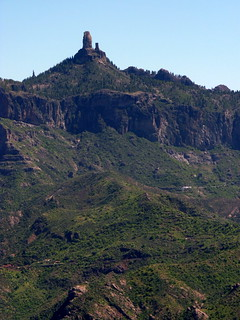 Gran Canaria - Roque Nublo Seen from Artenara | by elsua