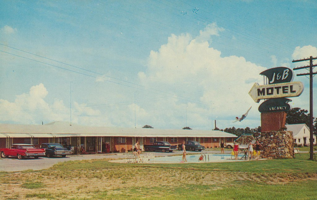 J & B Motel & Restaurant - Andalusia, Alabama