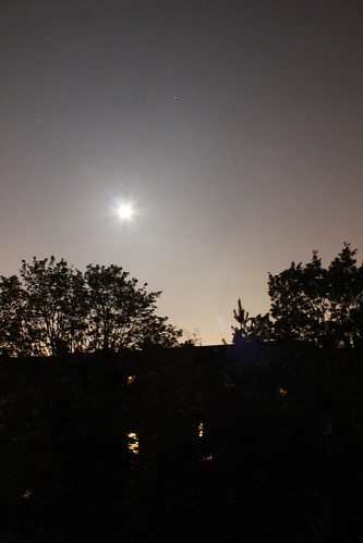 Tufnell Park in Moonlight | by DanNorthcoteSmith