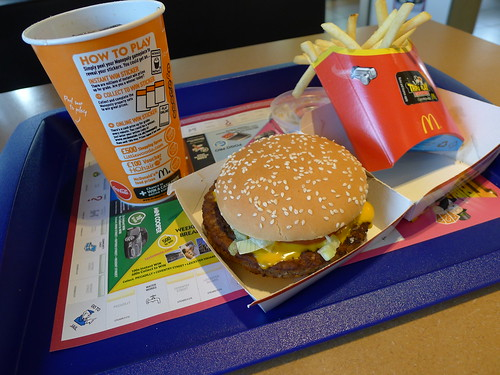 redes de fast food da Flórida