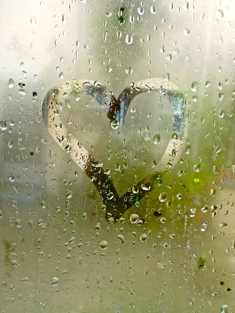 Heart In The Rain | www.pixshark.com - Images Galleries ...