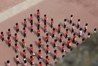 The Band of the Irish Guards at Buckingham Palace | by The British Monarchy