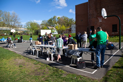 South End Earth Day 2011 - Albany, NY - 2011, Apr - 01.jpg | by sebastien.barre