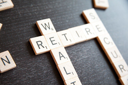 Scrabble - Retire and Wealth | by aag_photos