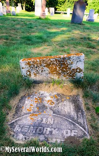 Craig Street Cemetery in Perth, Ontario