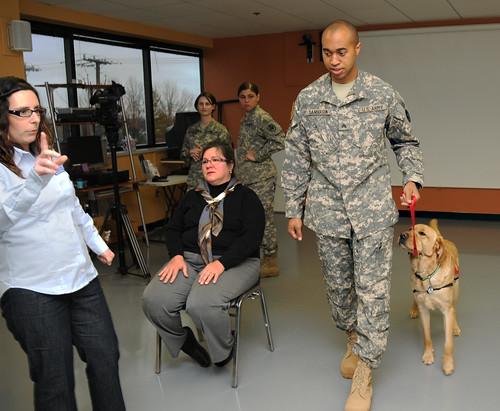 Dog Therapy | by Army Medicine