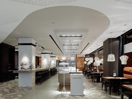 Restaurant bar design awards holyfields germany