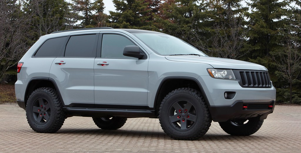 ... Jeep Grand Cherokee Off Road | By FCA: Corporate