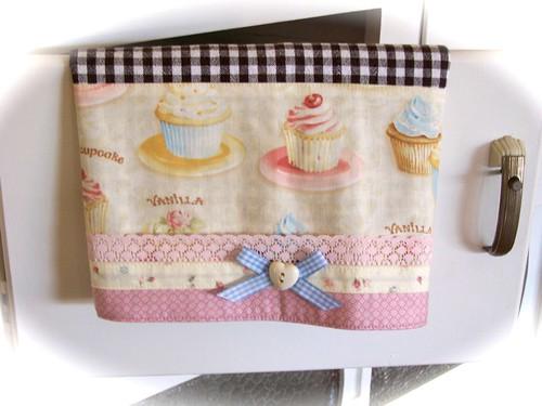 Kitchen Accessories Cupcake Design