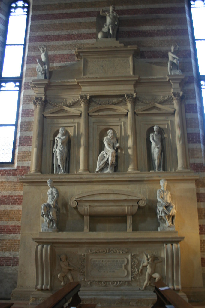 Monumento funebre di Marco Mantova Benavides di Bartolomeo… | Flickr