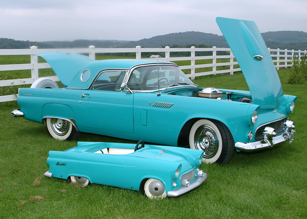 Car Dealerships In Ct >> Thunderbird Junior cars by the powercar company of Mystic ...